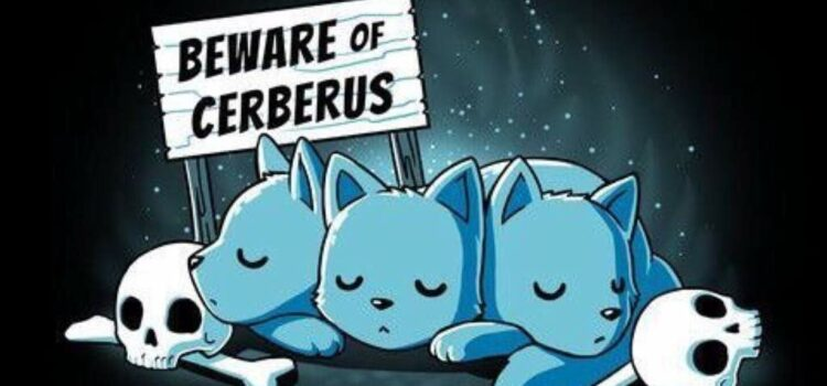 Кербер - кученцето од подземјето