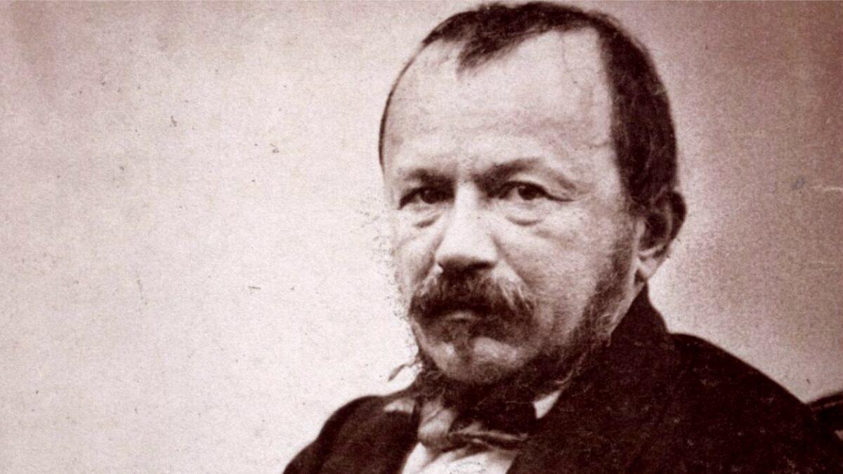 166 години од смртта на големиот поет Жерар де Нервал