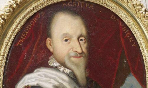 Агрипа д'Обиње – Блесокот на твоето божествено лице