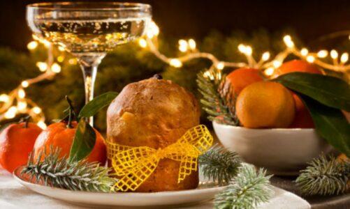Легендата за Панетоне, италијанскиот Божиќен колач