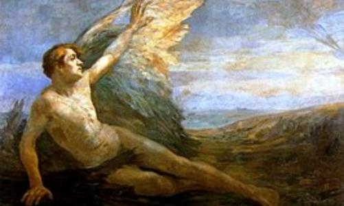 Митот за Икар – Анастасија Лефкоска
