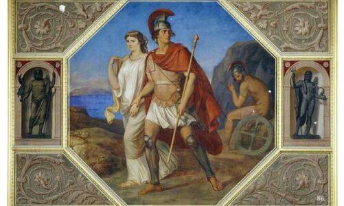 Митот за Пелопс и Хиподамија