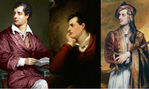 Неколку интересни факти за Лорд Бајрон – еден од најголемите романтичари од 19 век