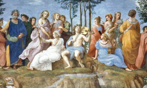 Парнасизам, движење кое ја слави убавината на уметноста