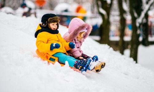 Снегот е убав – Васил Мукаетов