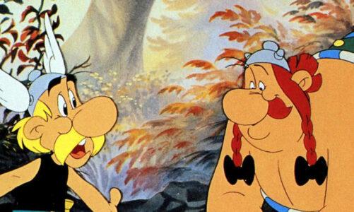 Астерикс и Обеликс – јунаци од нашето детство