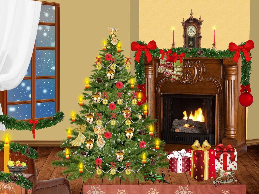 Божиќна приказна: Невообичаена новогодишна елка