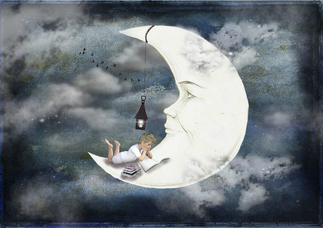 Кога ѕвездите ќе ја надвладеат ноќта! - Софија Величковска