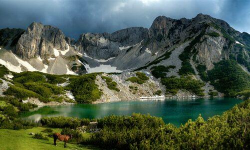 Легендата за Пирин планина