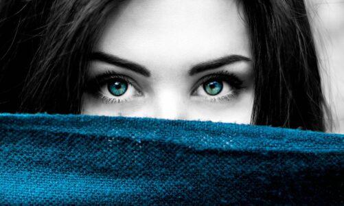 Сините очи на Рашела
