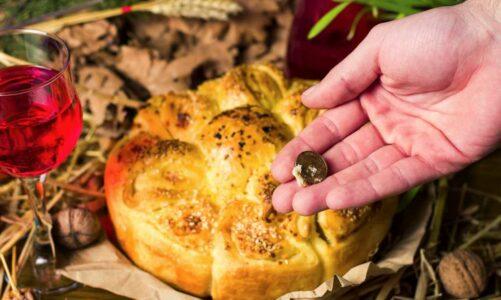 Зошто на празникот на Св. Василиј се става златник или паричка, а не на Бадник?