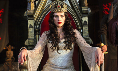 Да живее кралицата! – А. Лефкоска