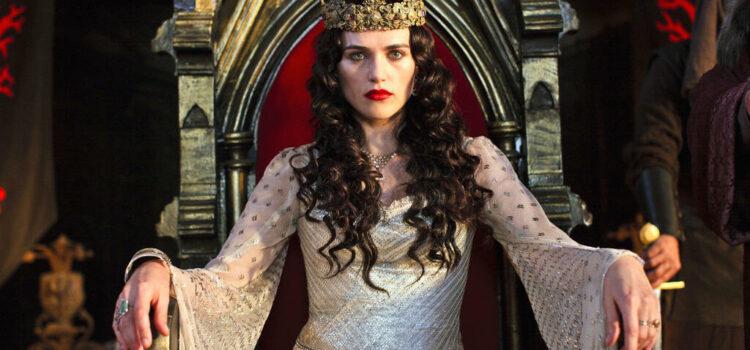 Да живее кралицата! - А. Лефкоска