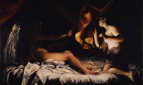 Ерос и Психа – најголемата љубовна приказна