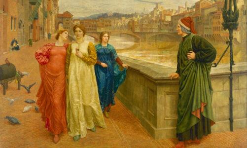 Која била Беатриче, музата на Данте?
