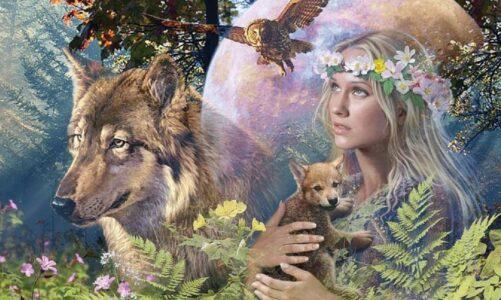 Мајка природа – А. Лефкоска