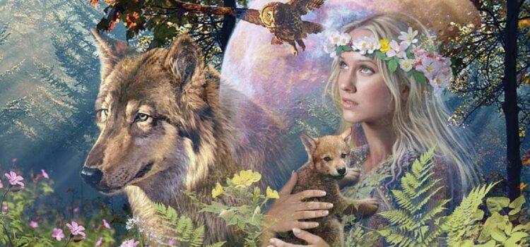 Мајка природа - А. Лефкоска