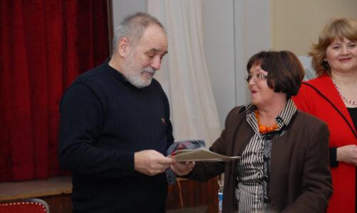 Пораката до човештвото која Ѓорѓе Балашевиќ ја напишал во втора година во средно училиште