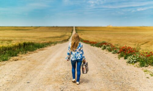 Продолжи да чекориш без откажување