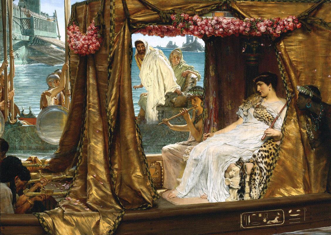 Легендата за Антониј и Клеопатра
