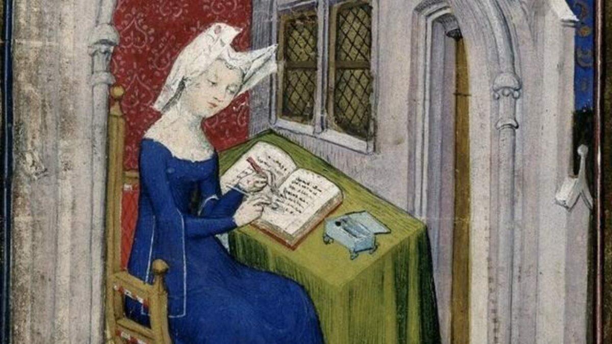 Кристина Пизанска - првата писателка феминистка